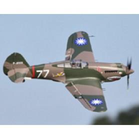 FMS 1.0M P-40B Flying Tiger