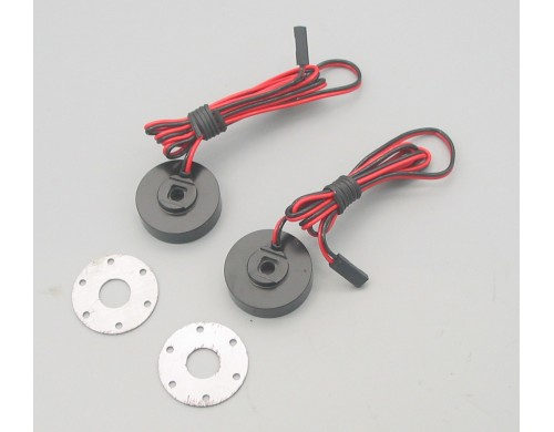 65mm Electric Brake System With 5.0mm Shaft JP Hobby Magnetic Part of 55mm