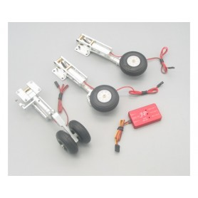 Electric Retract Landing Gear Set