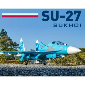 FMS SU-27 Twin 70mm EDF Jet
