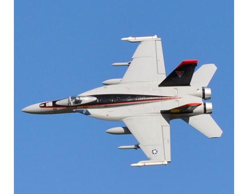 Freewing F-18 V2 90mm EDF Jet Kit Version With Full Servo