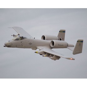 Freewing A-10 Thunderbolt II Twin 80mm EDF Jet