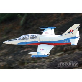 Freewing L-39 Albatros 80mm EDF Jet