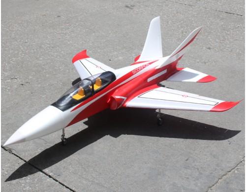 Taft-Hobby Super Scorpion 90mm EDF Jet Kit Version With Full Servo
