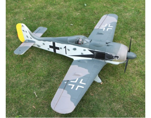 Top RC 1 2M FW190 PNP Version With Electric Retract & Flap