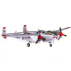 FMS 1.4M P-38