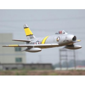 Freewing F-86 80mm EDF Jet