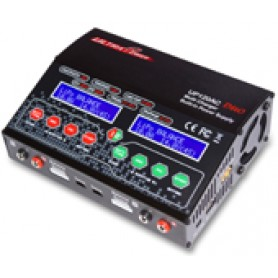 Battery Charger & Voltmeter