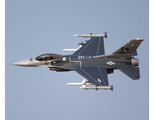 Freewing F-16C 90mm EDF Jet Kit Version With Full Servo