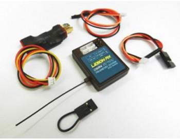 Lemon DSMX (DSM2 Compatible) Full Range Telemetry System T-plug