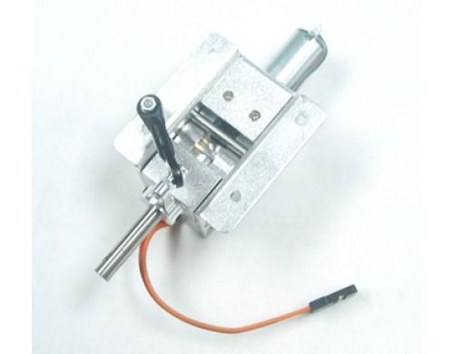 Lander Full Metal 45 Degree Electric Retract Main Gear - Left